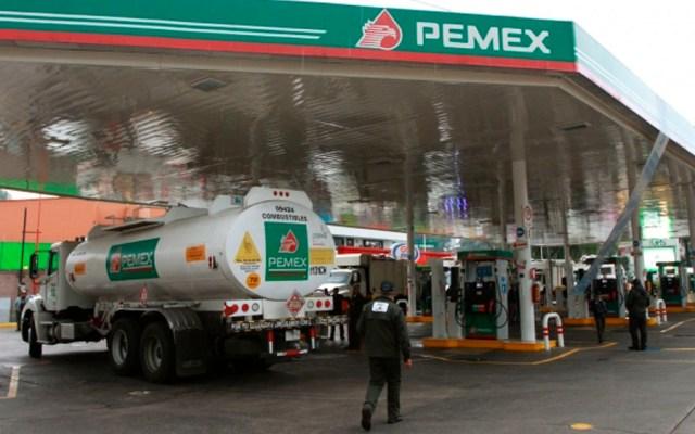 Disminuye el estímulo fiscal para gasolinas y diésel - gasolina pemex