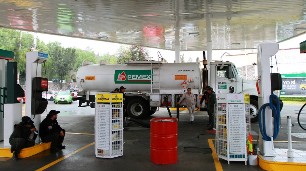 Revisa Profeco gasolineras; más de la mitad, sin gasolina - Foto de Notimex