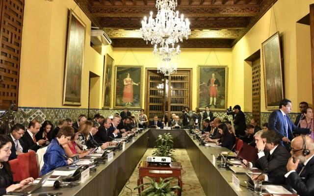 Canadá será anfitrión de la reunión del Grupo de Lima acerca de Venezuela - Foto de Notimex