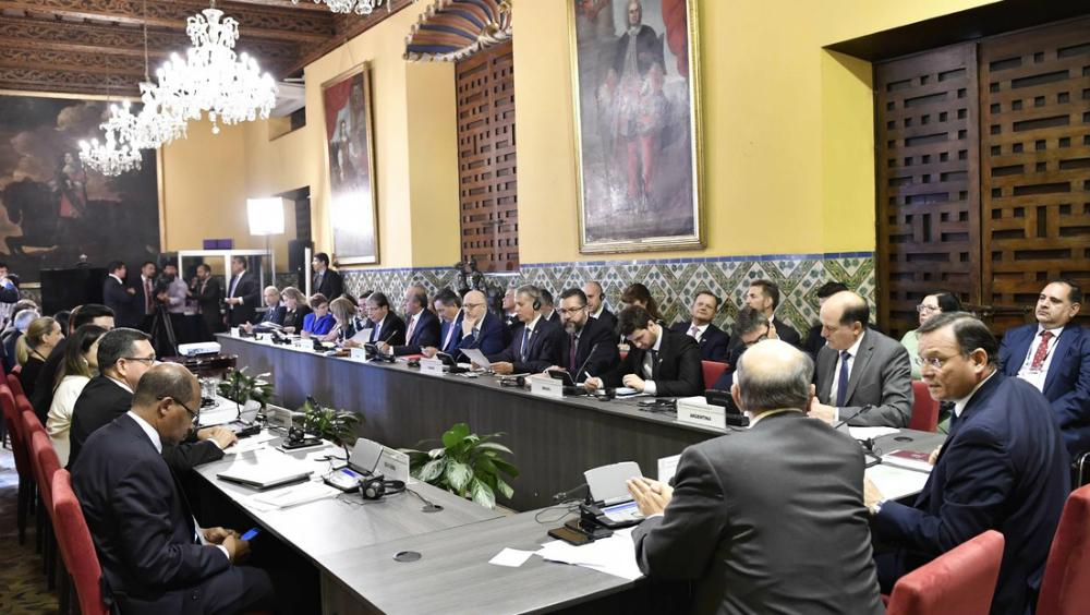Se abstiene México de pronunciarse sobre Venezuela en Grupo de Lima - Foto de EFE