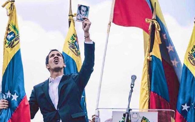 Países piden ante la OEA protección a Guaidó en Venezuela - Juan Guaidó. Foto de @Albert_Rivera