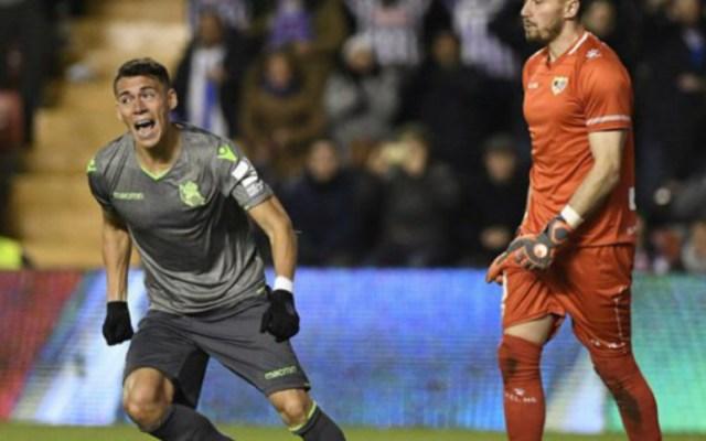 Héctor Moreno anota con la Real Sociedad - gol de héctor moreno real sociedad