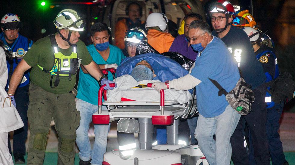 Gobierno de Hidalgo apoyará con gastos médicos y funerarios a víctimas - Foto de Notimex