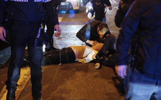 Conductor de Cabify sufre convulsiones tras agresión de taxistas en Barcelona - Foto de El País