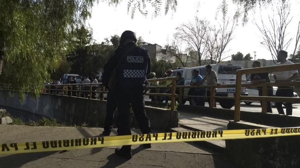 Recuperan cuerpo de hombre en Canal Nacional - Foto de Quadratín