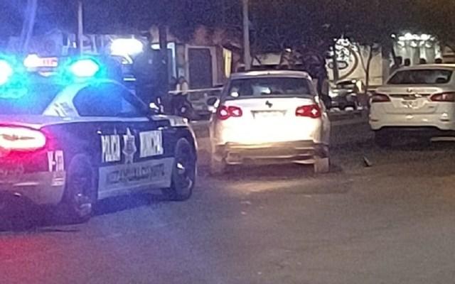 Asesinan a hombre sobre Avenida Pantitlán en Neza - Homicidio sobre Avenida Pantitlán en Neza. Foto Especial