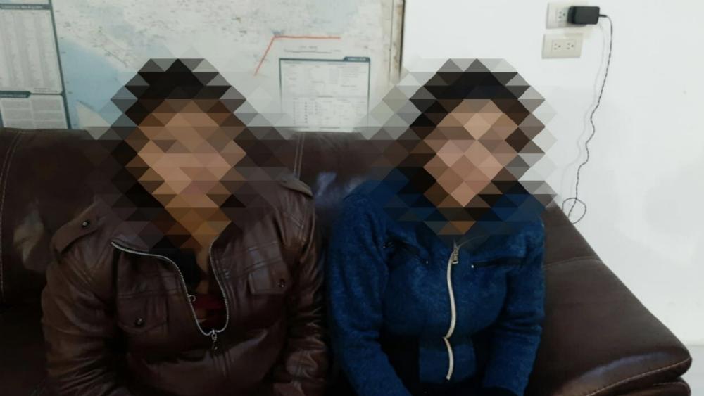 Acusan de secuestro a banda ligada al EZLN; liberan a cuatro hondureñas en Chiapas - Foto de @dpi_honduras