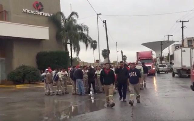 Se declaran en huelga trabajadores de filial de Coca-Cola en Matamoros - huelga arca continental coca-cola