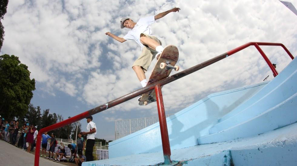Skateboarding en México