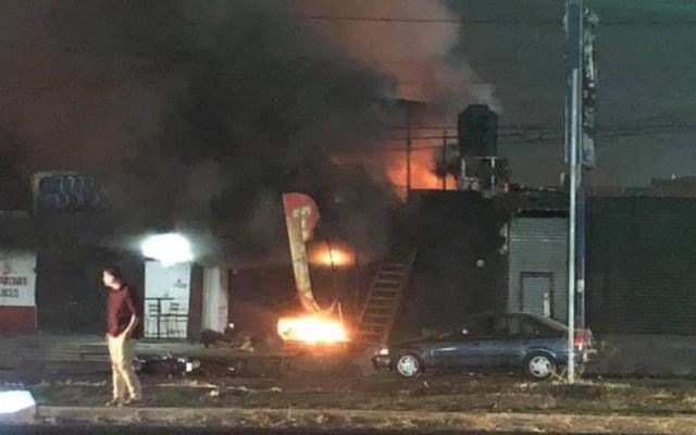 Ataque deja cinco muertos en bar de Jalisco - Foto de @Quadratin_Jal