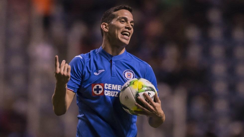 Marcone sigue siendo jugador de Cruz Azul: Caixinha - Foto de Mexsport