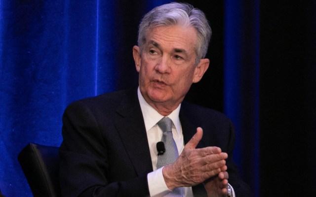 Presidente de la Fed no renunciará aunque se lo pida Trump - Foto de AFP