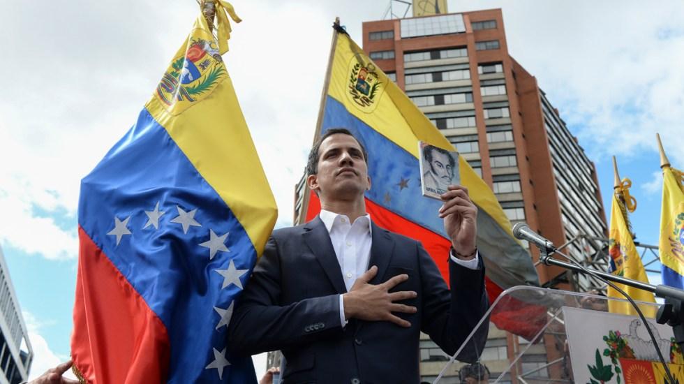 Rusia rechaza reconocimiento de países europeos a Guaidó - Foto de AFP