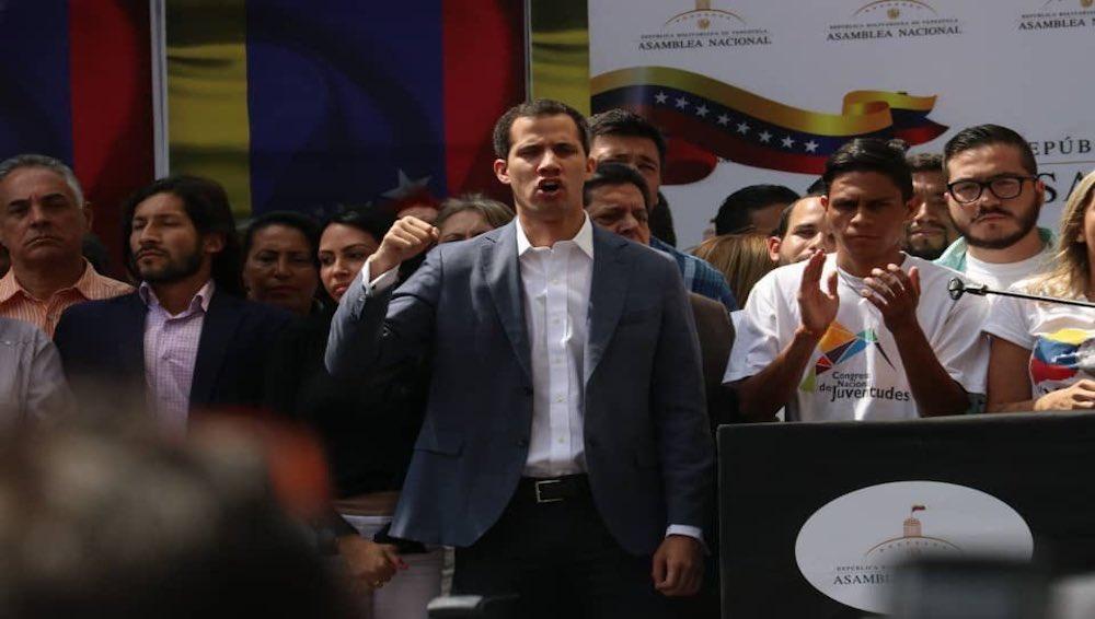 Guaidó denuncia intimidación a su esposa - juan guaidó intimidación esposa
