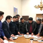 Aprueban terna para gobernador interino en Puebla