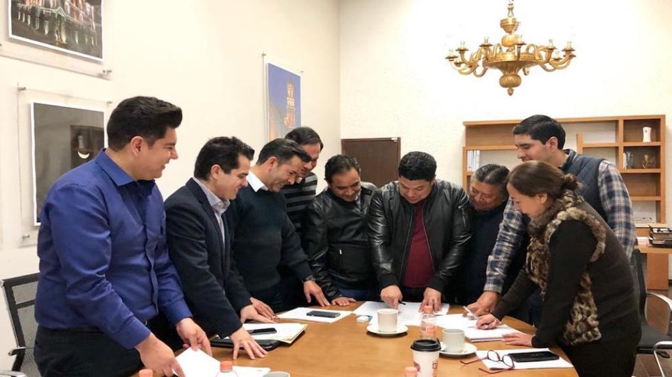 Aprueban terna para gobernador interino en Puebla - Foto de Facebook/hcongresopuebla