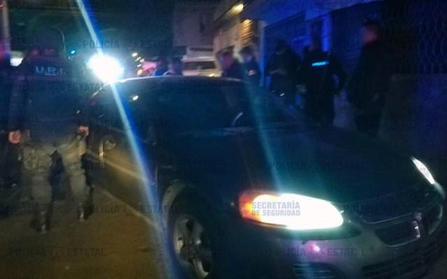 Detienen a seis tras asalto armado a Sanborns de la Agrícola Pantitlán - Foto de Twitter