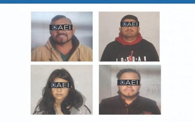 Rescatan a 12 migrantes secuestrados en Chihuahua - Foto de FGE Chihuahua