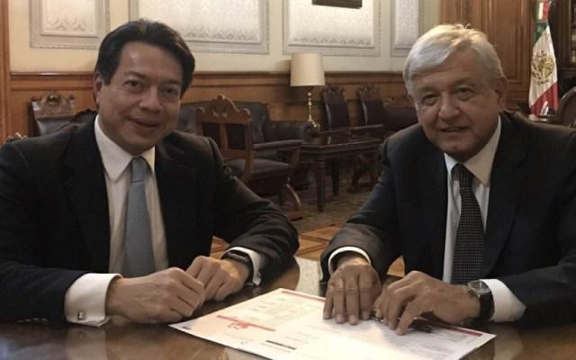 Diputados de Morena, PT y PES se reunirán con López Obrador - lópez obrador se reunirá con diputados
