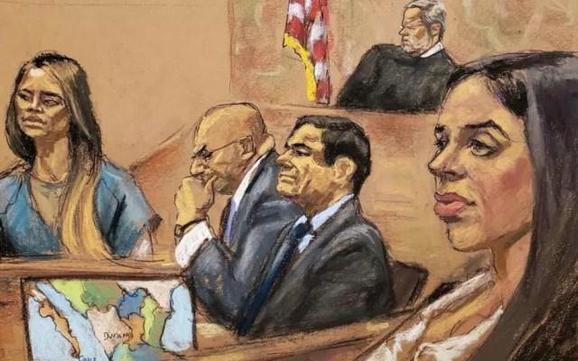 Jurado del 'Chapo' aceptó haber consultado los medios sobre el caso - jurado aceptó haber consultado los medios durante el juicio