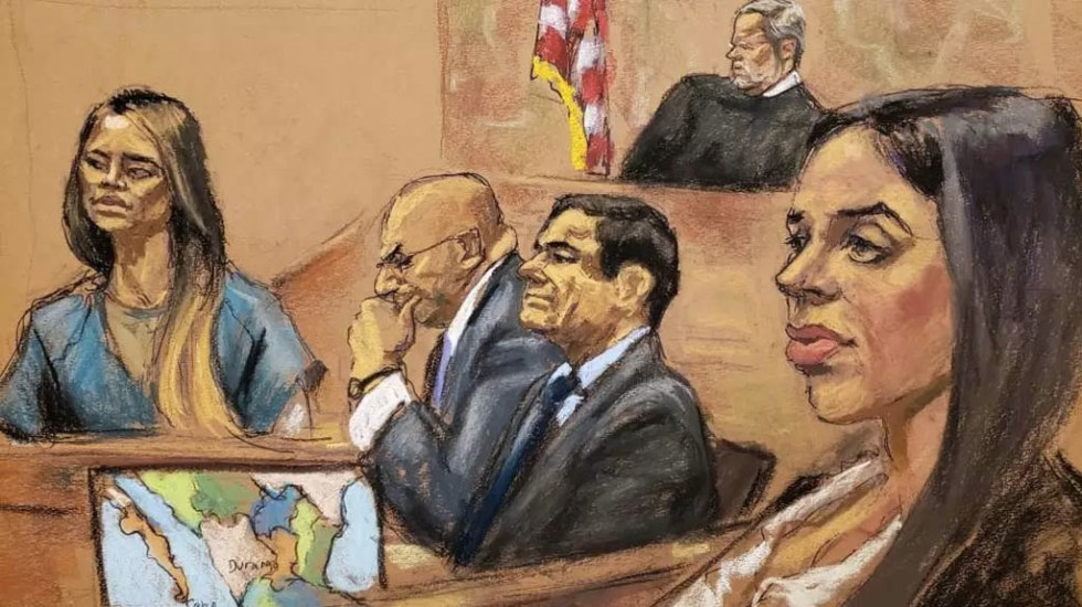 Ex diputada panista acepta que fue pareja de 'El Chapo' y traficante de mariguana - Foto de EFE