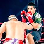 #Video Peleador de MMA noquea a maestro de artes marciales