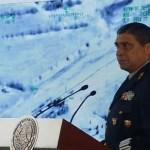 Frustran nueva toma clandestina en ducto de Pemex - Luis Cresencio Sandoval, secretario de la Defensa Nacional. Captura de pantalla
