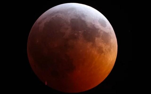 #Video Meteorito se impacta contra la Luna durante eclipse - Foto de Internet