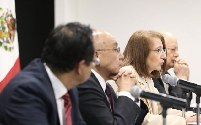Cierre de gobierno podría afectar ratificación del T-MEC - Foto de Twitter SE