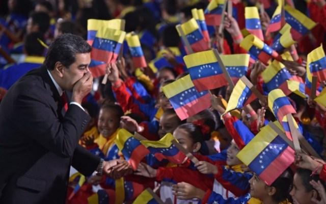 Reconoce SRE grave situación de derechos humanos en Venezuela - Foto de YURI CORTEZ / AFP
