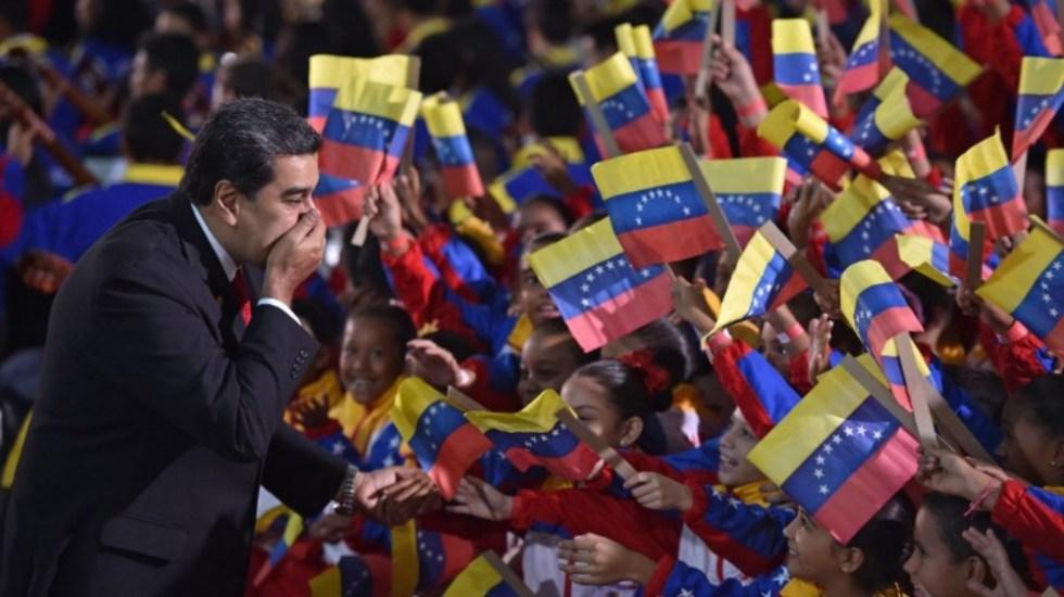 Oposición en Venezuela pide gobierno de transición para remover a Maduro - Foto de YURI CORTEZ / AFP