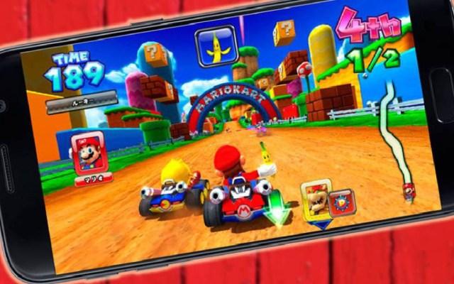 Retrasan lanzamiento de Mario Kart Tour - Mario Kart Tur retraso
