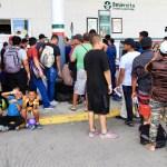 Han ingresado 8 mil 627 migrantes a México: Sánchez Cordero - Segob