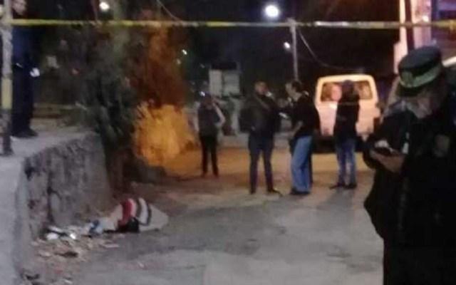 Asesinan a anciana durante pleito familiar en Naucalpan - Mujer asesinada en Naucalpan. Foto de @CIUDAD_SATELITE