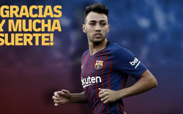 Barcelona traspasa a Munir al Sevilla - Foto de FC_Barcelona