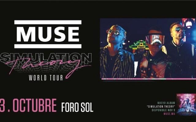 Muse confirma concierto en México