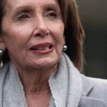 Trump vuelve a atacar a Nancy Pelosi por el cierre de gobierno - Nancy Pelosi. Foto de AFP / Saul Loeb
