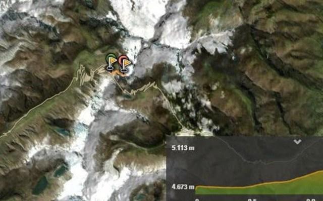 Avalancha en Los Andes provoca la muerte de cuatro alpinistas - Foto de ABC