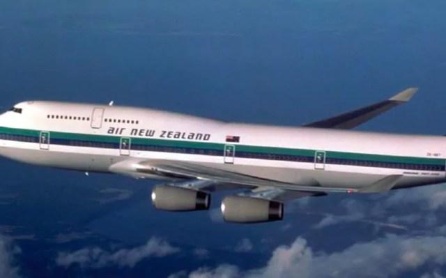 Pasajero muere en pleno vuelo de China a Nueva Zelanda - Foto de Internet