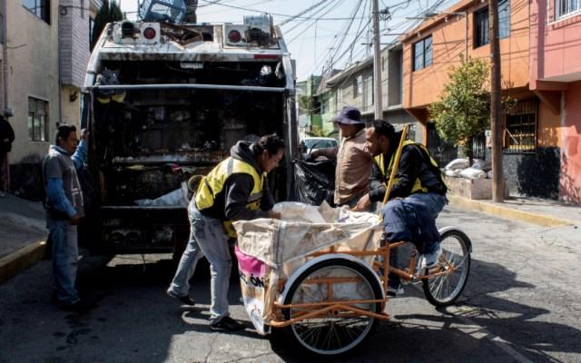 Recogerán basura en Neza con triciclos ante contingencia de combustible - Foto de Gobierno de Nezahualcóyotl