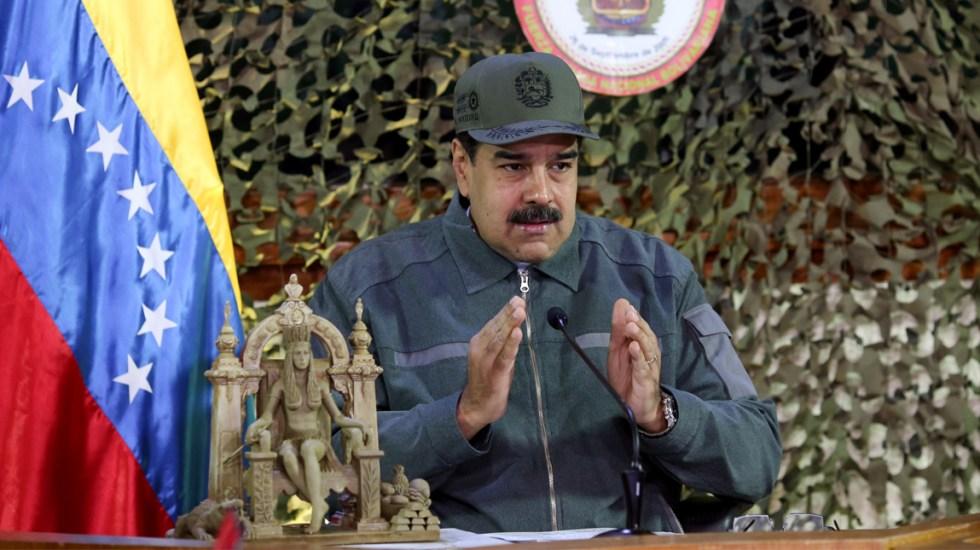 #Video Nicolás Maduro asegura que viajó al futuro - Foto de AFP