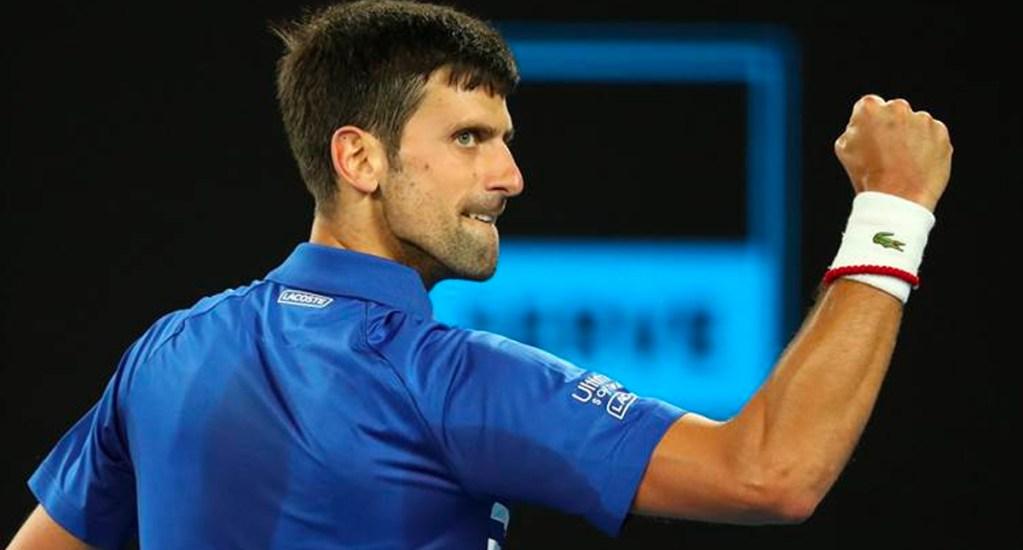 Novak Djokovic líder del ranking de la ATP y Roger Federer cae al sexto - Foto de The Indian Express