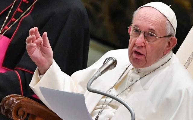 Mercado de armas, gran amenaza para la humanidad - papa francisco solución crisis venezuela