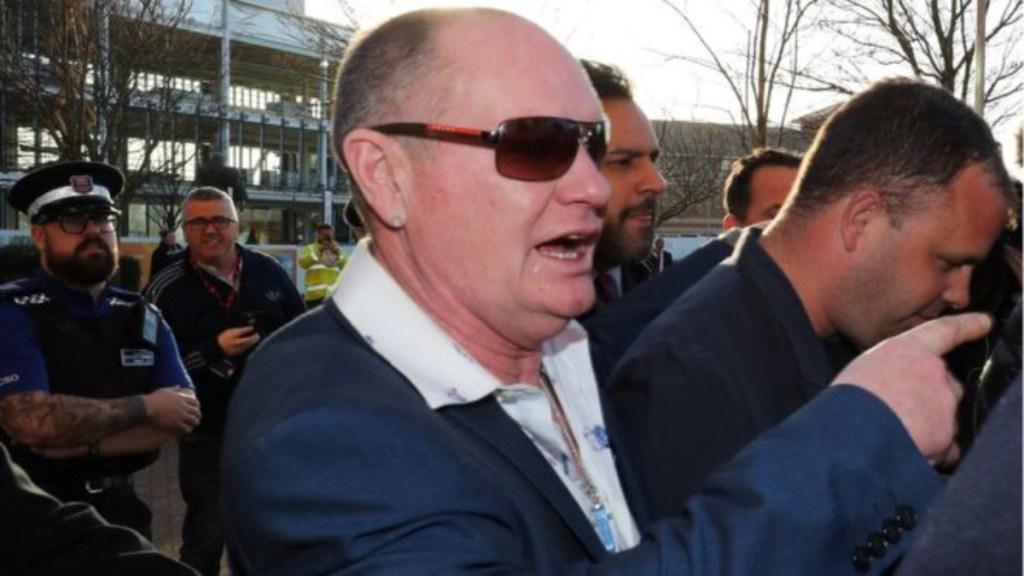 Paul Gascoigne será juzgado por agresión sexual - Paul Gascoine juzgado por agresion sexual