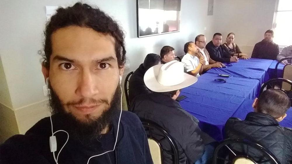 (Policiaca) Asesinan al periodista Rafael Murúa Manríquez en BCS