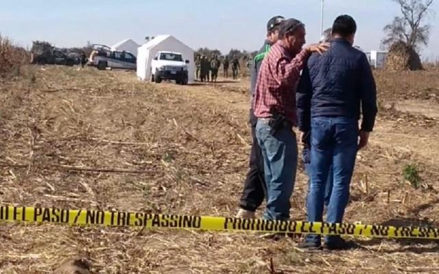 Primer informe de accidente aéreo en Puebla será presentado este jueves - Peritos en Puebla. Foto de Internet