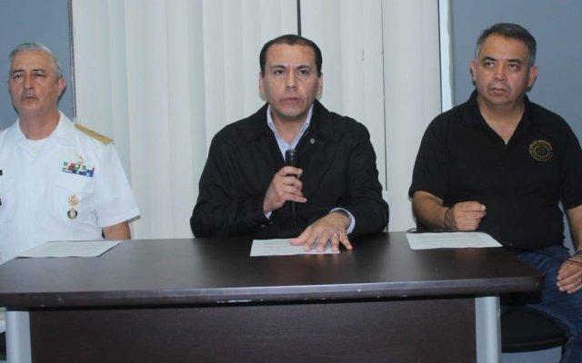 Detienen a presunto homicida del periodista Rafael Murúa Manríquez - Foto de @PGJBCS