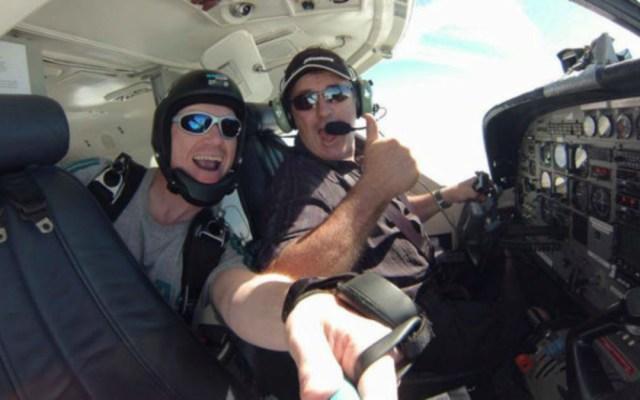 Familia del piloto de Emiliano Sala pide fondos para localizar cuerpo - Foto de Internet