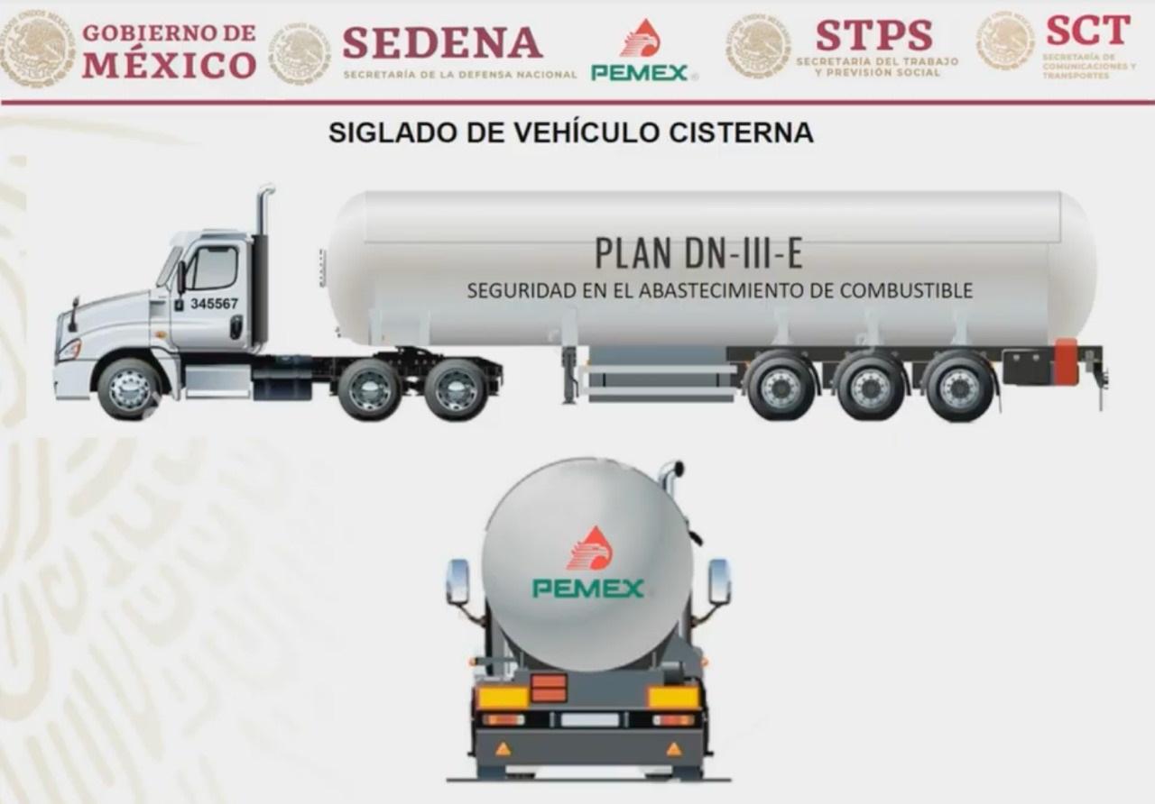 Pipas de Combustible. Captura de pantalla