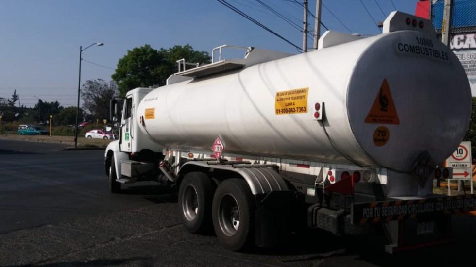 Coparmex ofrece apoyo con pipas a Ciudad de México - coparmex ofrece pipas por desabasto de combustible en ciudad de méxico